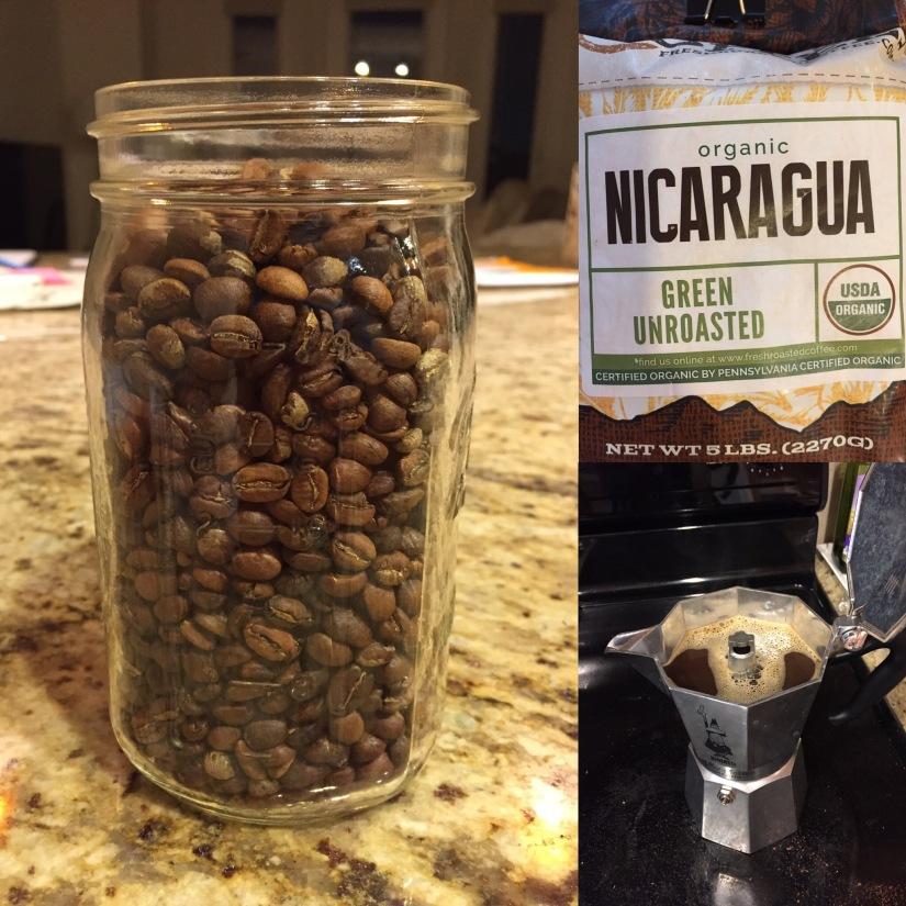 FTO Nicaragua Beans