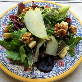 Green Apple Salad 10-7-17