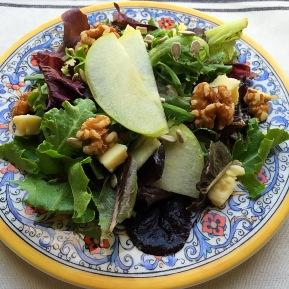 Green Apple Salad 10-7-17