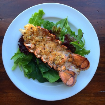 Lobster Tail Square