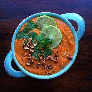 Carrot Sweet Potato