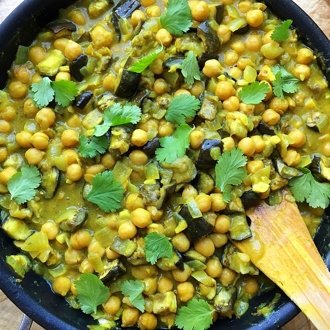 Curry Saute Pan